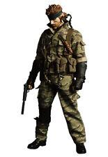 """MEDICOM Metal Gear Solid 3 Naked Snake Tiger Camo RAH 12"""""""