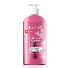 Eveline Nourishing Body Lotion Raspberry Nordic for Dry Sensitive Skin 350ml
