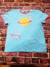 Chuckie Rugrats Cosplay Set New Nick Box  Costume Shirt Glasses Size XL