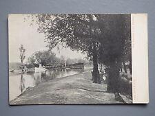 R&L Postcard: The River Lea, Hertfordshire, Wm Rawlings
