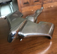 1950-'51 Signed Petty NASH Flying Goddess Hood Ornament Art Deco