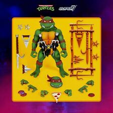 Super 7 - Teenage Mutant Ninja Turtles / TMNT - Raphael (18 cm) - MOC