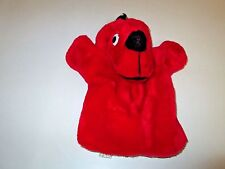 """Clifford the Big Red Dog Plush Hand Puppet 9"""""""