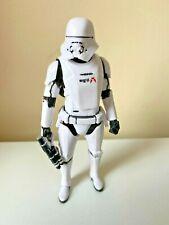 Star Wars Hasbro Black Series First Order Jet Trooper Action Figure (N)
