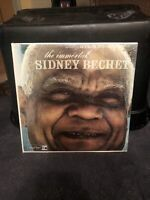 """Bechet, Sidney""""The Immortal (1950's material)"""" (Reprise R9-6076) - SEALED LP"""