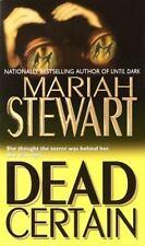 Dead Certain by Mariah Stewart (2004, Paperback)