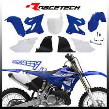 KIT PLASTICHE RACETECH YAMAHA RESTYLING YZ 125/250 2002 - 2014 RTECH COLORE BLU