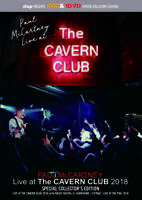 PAUL McCARTNEY / Live at The CAVERN CLUB 2018 [2CD/1DVD ] Beatles