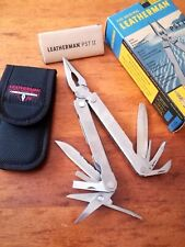 Leatherman Tool PST II 2 - New in box- Vintage retired!