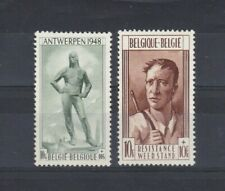 timbres  belge  no785 &786 neufs  °°