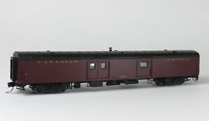 Rapido N Baggage Express Canadian Pacific CP