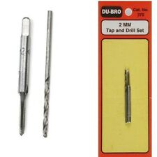 DuBro 370 2mm Tap & Drill Set