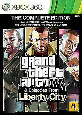 Grand Theft Auto IV -- The Complete Edition (Microsoft Xbox 360, 2010)