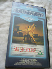 SILK STOCKINGS FRED ASTAIRE CYD CHARISSE PAL VHS SMALL BOX