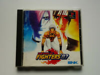 THE KING OF FIGHTERS 97 Sony Playstation PS1 JAPAN