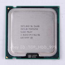 Intel Pentium Dual-Core E6600 SLGUG LGA 775 3.06 GHz 1066 MHz CPU Processor