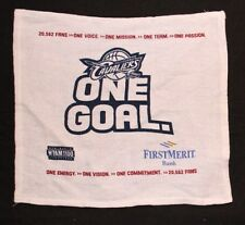 NBA CLEVELAND CAVS BASKETBALL CAVALIERS RALLY TOWEL ARENA PROMO