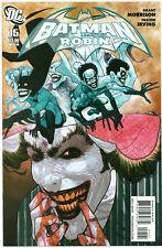 Batman and Robin #15 1:25 Fraser Irving Joker Variant 2010 Detective Comics 880
