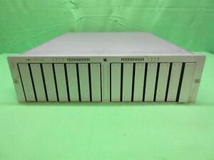 Apple A1009 XSERVE Raid 14 Bay Server Network Enclosure w/ 14 Caddies *No HDD*