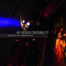 40 YEARS' CREDIBILITY 4 CD NEU
