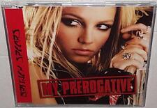 BRITNEY SPEARS MY PREROGATIVE (2004) BRAND NEW SEALED AUSTRALIAN CD SINGLE