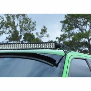 "NFab LED Roof Top Light Bar MNT w/50"" MNT TXT for Tahoe/Yukon/C/K 15-3500/ 88-02"
