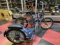 Gary Littlejohn 70's Vintage Bmx Sidehack Motomag Tufneck Ashtabula Fmf Race Inc