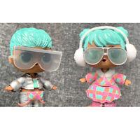 Ultra Rare Lot 2x L.O.L. Surprise ICE ICE B.B. BOI BOY LOL Dolls Jouets