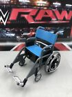 Plastic Toy Wheelchair for WWE Wrestling Action Figures WWF AEW NXT