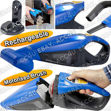 Ring RVAC2 Portable Rechargeable Car High Power Handheld Hoover Vacuum Cleaner