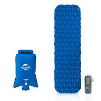 Naturehike Nylon TPU Isomatte leicht  Aufblasbar Luftkissen Camping Luftmatratze