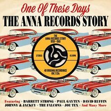 Various Artists - One of These Days: Anna Records Story / Various [New CD] UK -