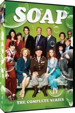 SOAP 1-4 (1977-1981): The COMPLETE Classic Comedy TV Seasons Series - NEW DVD R1