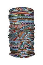 HAD Printed Fleece Multifunktionstuch Schlauchtuch Takari Tuch Stirnband Halstuc