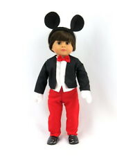 Mickey Mouse Tuxedo for 18 Inch Dolls  by American Fashion World