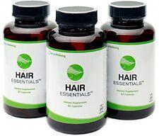 Hair Essentials Natural Herbs and Vitamins Hair Growth Supplement for Women Men