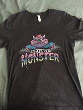 My Pet Monster Retro T-shirt Small