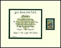 COAST GUARD U.S ST046 COAST GUARDSMAN/'S CREED