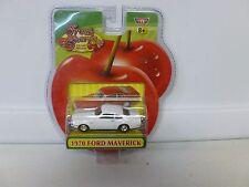 Motor Max Fresh Cherries 1970 Ford Maverick White