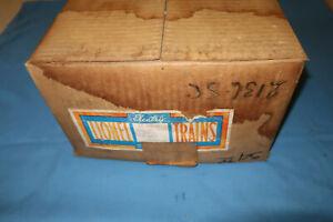 Lionel Set Box #2136WS Passenger Train Set for #675 Steam Locomotive.