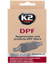K2 DPF DIESEL Fuel Additive Strong Particulate Filter Protective Cleaner 50ml