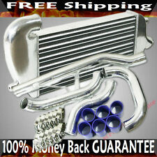 Intercooler + Piping Kits for 95-99 Mitsubishi Eclipse DSM 2G 4G63  2.0T