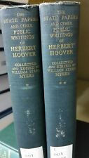 the state papers and other public writings of Herbert Hoover