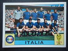Panini 51 Team Italia Mexico'70 World Cup Story