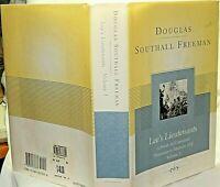Lee's Lieutenants by Douglas Southall Freeman Manassas to Malvern Hill Vol,1