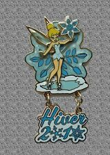 Tinker Bell Hiver (Winter) Pin - DLP LE 600 - DISNEY