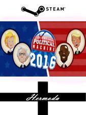 The Political Machine 2016 Steam Key for PC Windows (Same Day Dispatch)