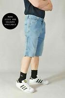 Mens Distressed Vintage Levis Carpenter Shorts - Levi Strauss - Various Sizes