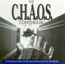The C.H.A.O.S. Continuum PC Game CHAOS