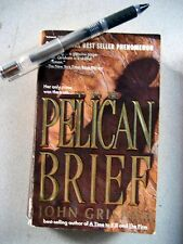 The Pelican Brief by John Grisham (1992, Paperback), 436p